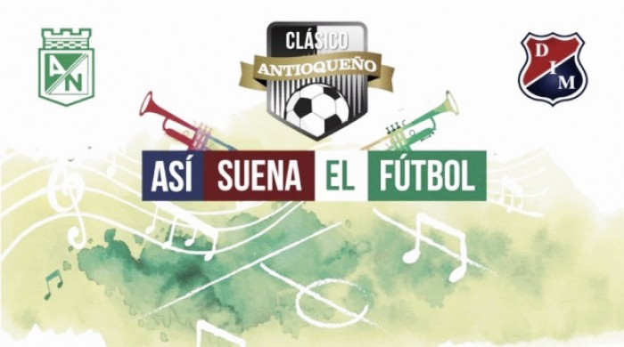 Fútbol y música, componentes del 'clásico antioqueño 296'