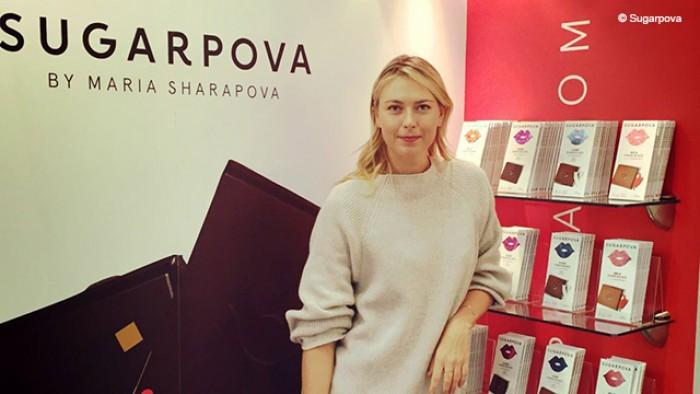 Sugarpova Partners With Baron Chocolatier