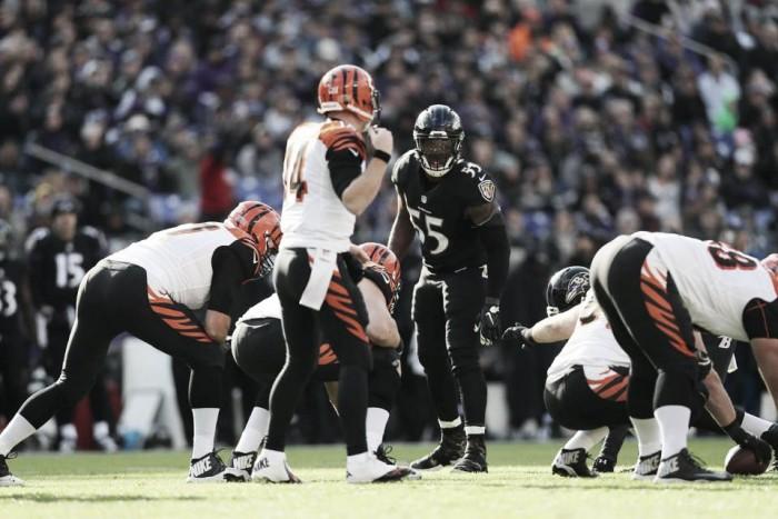 La defensa de los Ravens gana a los Bengals