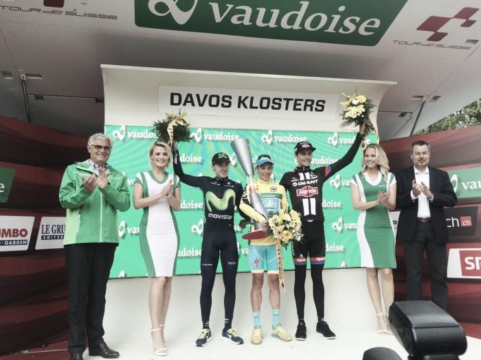 Giro di Svizzera, trionfo finale di Lopez Moreno. Ultima tappa a Pantano