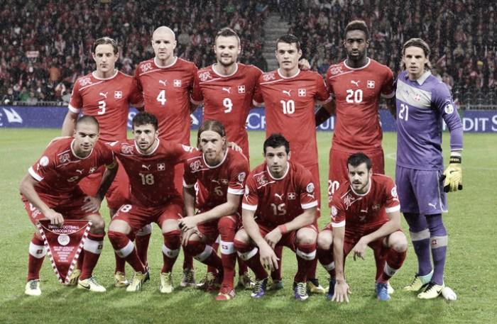A caminho do Euro: A seleção da Suíça