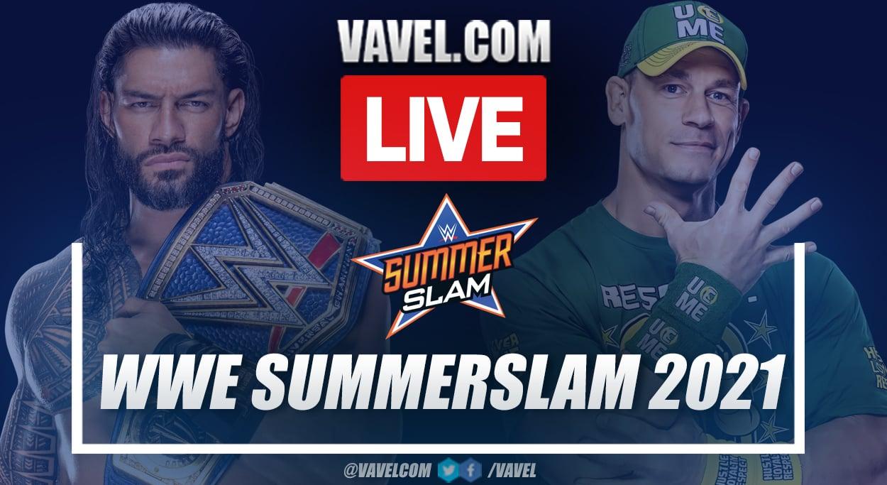 Highlights WWE SummerSlam 2021: Brock Lesnar is back!