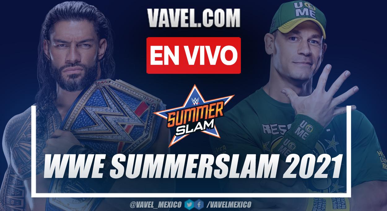 Resumen WWE SummerSlam 2021: ¡Brock Lesnar regresa!