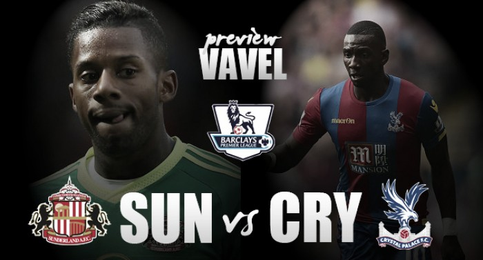 Sunderland - Crystal Palace Preview: Palace looking to end winless run against relegation rivals