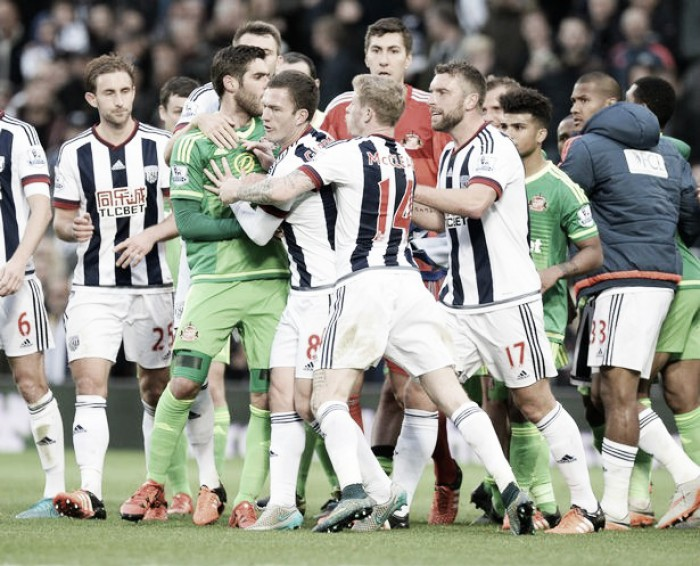 Sunderland - West Bromwich Albion: Who will start for the Black Cats?