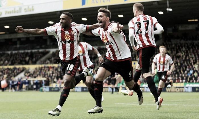 "Sam Allardyce delighted with Sunderland's ""massive"" win over Norwich"