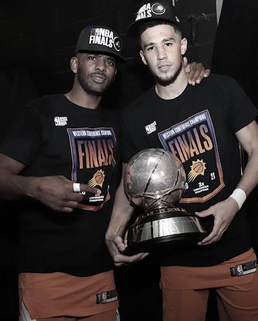 Com show de Chris Paul, Suns derrotam os Clippers e são campeões da Conferência Oeste da NBA