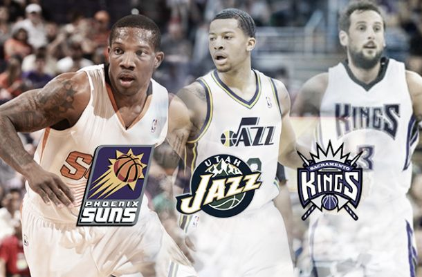NBA preview, ep.8: Phoenix Suns, Utah Jazz, Sacramento Kings