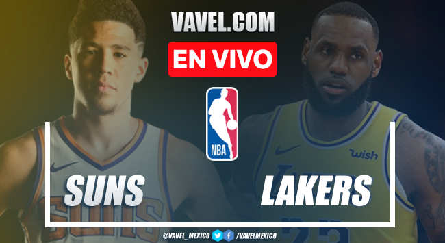 Anotaciones y Resumen del Suns 113-100 Lakers en Juego 6 de la NBA 2021