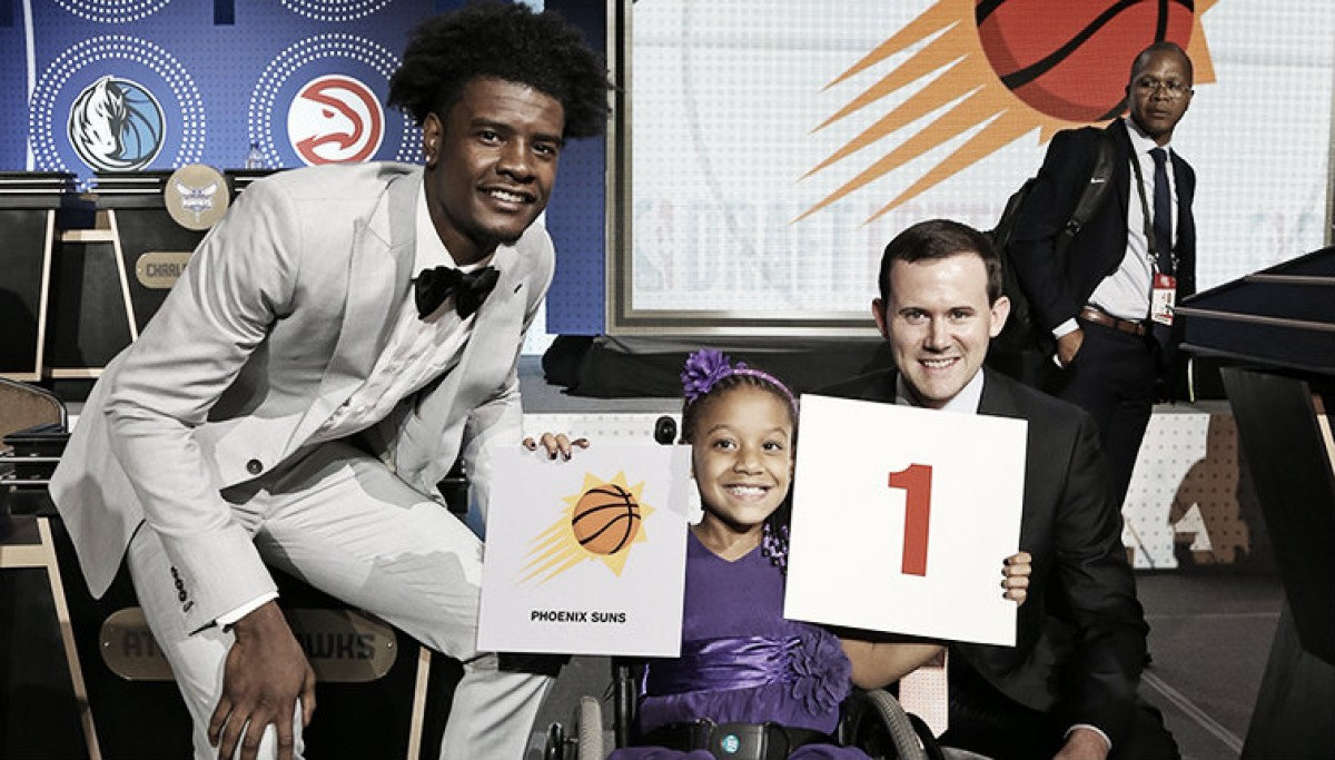 NBA Draft 2018: las posiciones definitivas de lotería