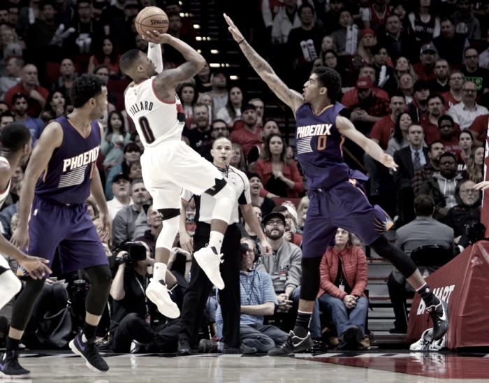 NBA - Sesta vittoria consecutiva per Portland, battuti anche i Suns. Hield guida i Kings alla vittoria sui Timberwolves