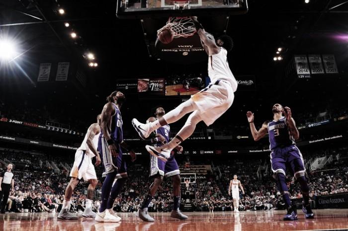 Booker trajo un poco de tranquilidad a los Suns