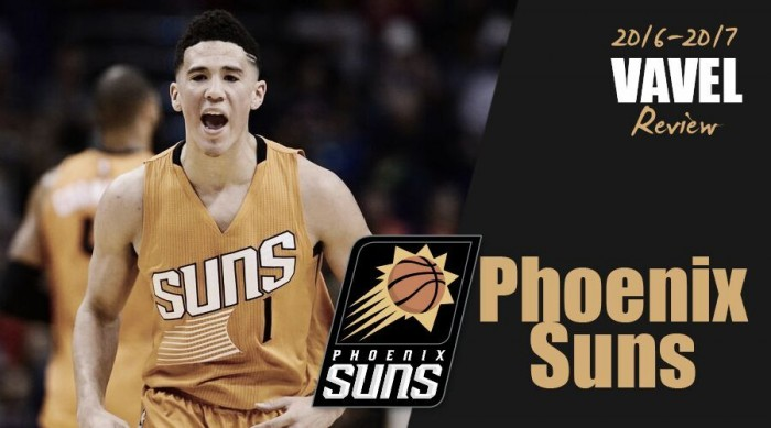 2016-17 NBA Team Season Review: Phoenix Suns