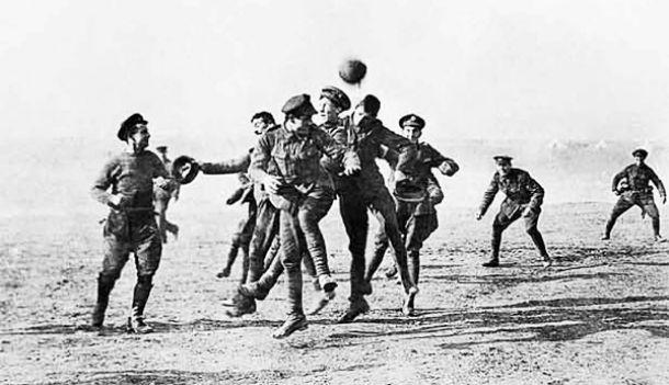 El Arte de la Guerra…y el fútbol