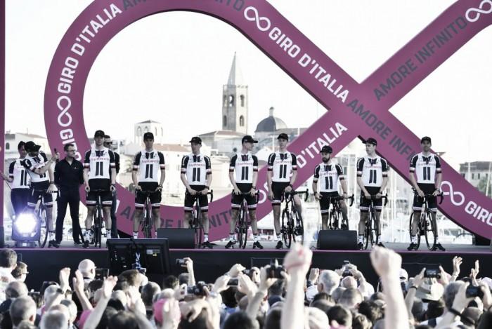 Giro de Italia 2017: Team Sunweb, todos con Dumoulin