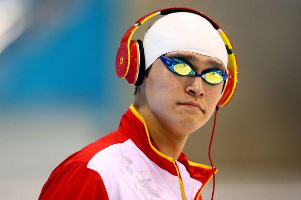 Sun Yang, suspendido por dar positivo