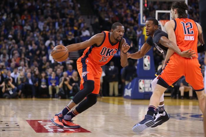 Oklahoma City Thunder Struggling Against NBA's Top Teams