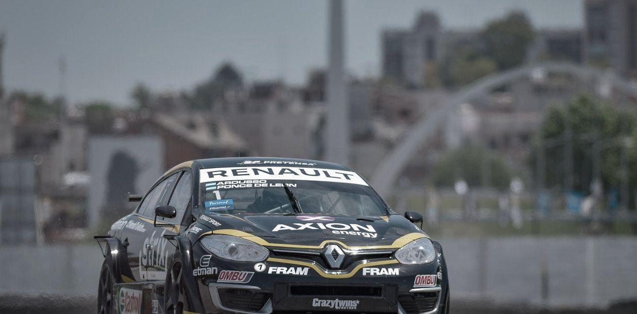 Súper TC2000: La 'pole' de los 200 Kilómetros de Buenos Aires quedó en manos de la dupla Facundo Ardusso/Gabriel Ponce de León