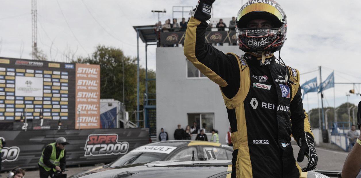 """Súper TC2000: Leonel Pernía no especuló y se quedó con la """"Pole"""""""