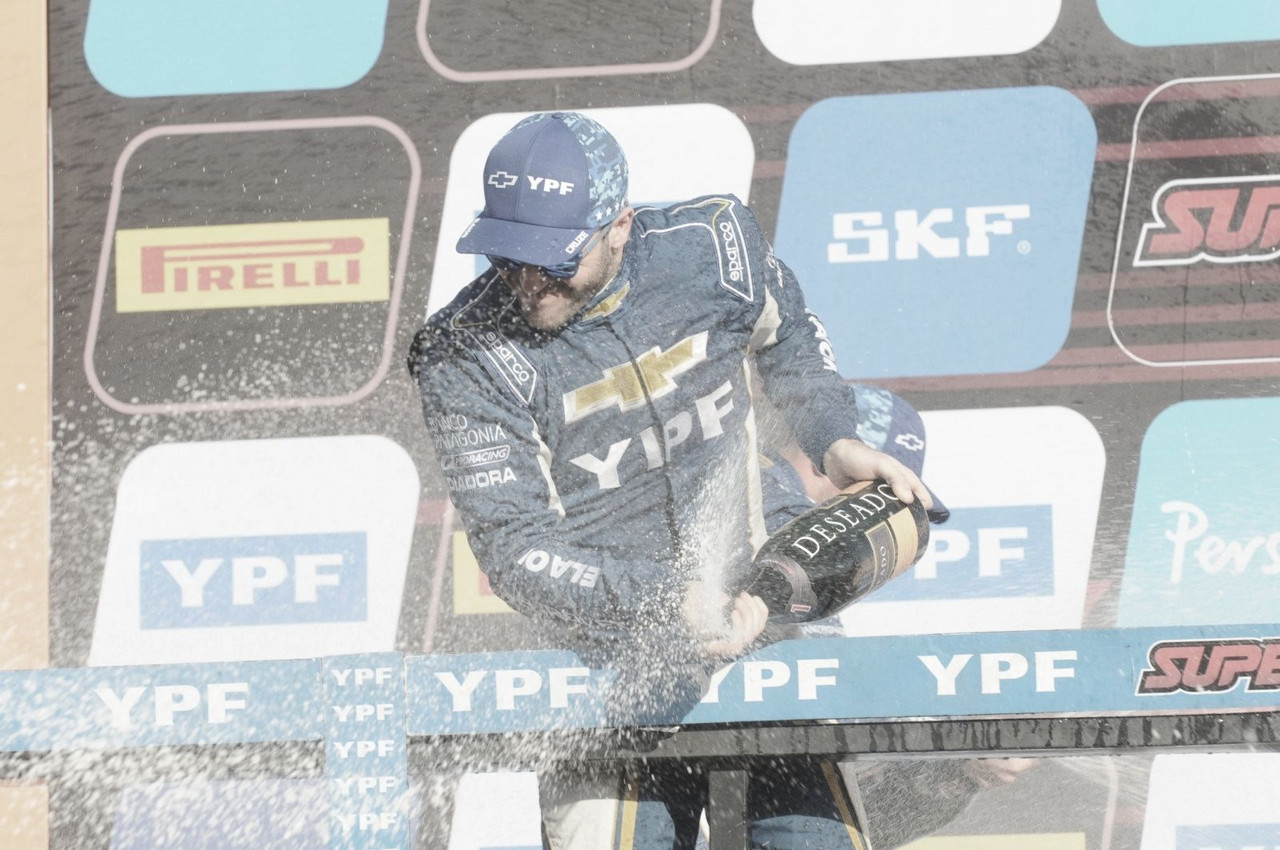 Súper TC2000: Un 'moño' triunfal en Mendoza