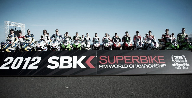 Arranca el Mundial de Superbikes 2012