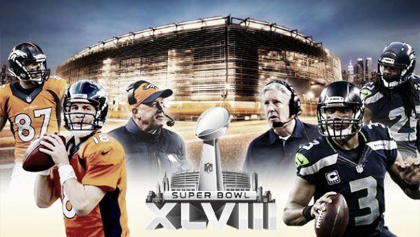 Super Bowl XLVIII: Denver y Seattle, a coronarse en la ciudad que nunca duerme