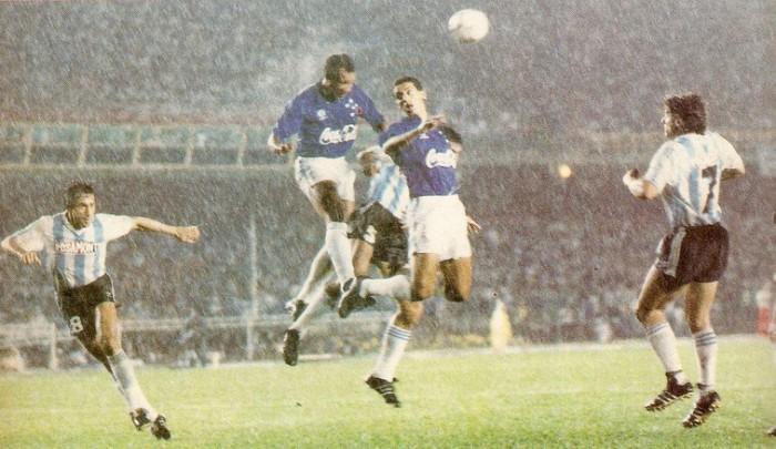 Cruzeiro vai enfrentar Racing (ARG) pela primeira vez na história da Libertadores
