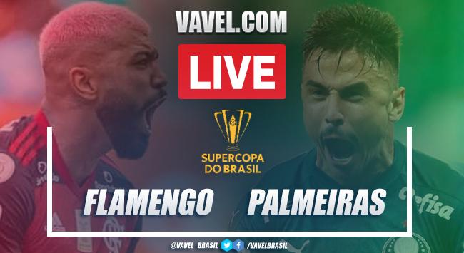 Gols e melhores momentos de Flamengo x Palmeiras (2-2, 6-5 nos pênaltis)