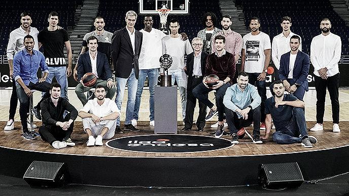 La ACB presenta la Liga Endesa 2019/20