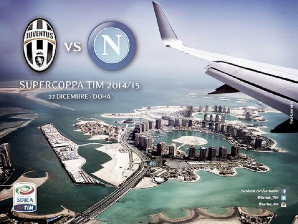 Supercoppa, il minutaggio di Juventus e Napoli. Ecco come arrivano alla finale