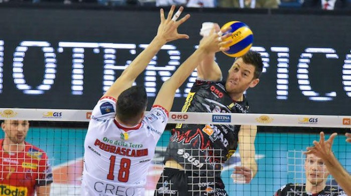 Volley M, Playoff SuperLega Unipol Sai: la Sir Safety Perugia batte 3-0 la Lube Civitanova e vola in finale scudetto