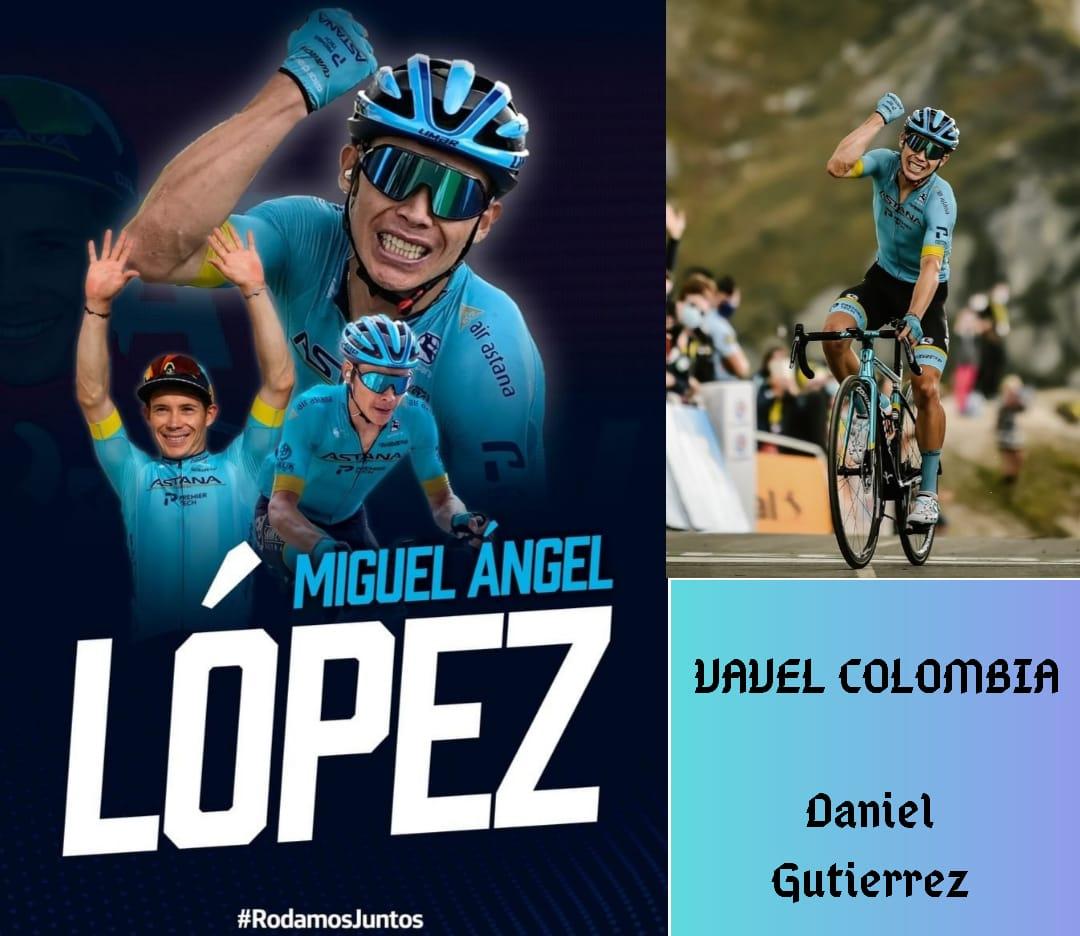 'Supermán' López, el refuerzo estrella del Movistar Team