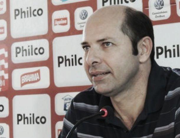 Náutico anuncia saída de Lúcio Surubim da gerência de futebol
