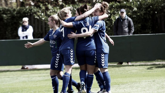 WSL 2 Week Two round-up: Durham maintain top spot, Everton keep up the pressure