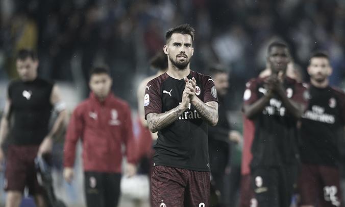 Fim do sonho! Milan vence SPAL no Italiano, mas fica fora da Champions League