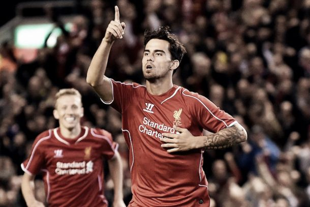 Liverpool confirm Suso's AC Milan switch