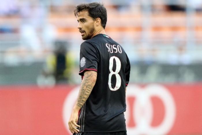 """Milan, Suso ad AS: """"Siamo una squadra molto giovane, diversa dalle altre"""""""