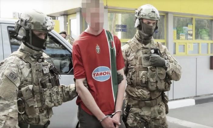 Suspeito de planejar ataques terroristas durante a Euro é preso por inteligência ucraniana