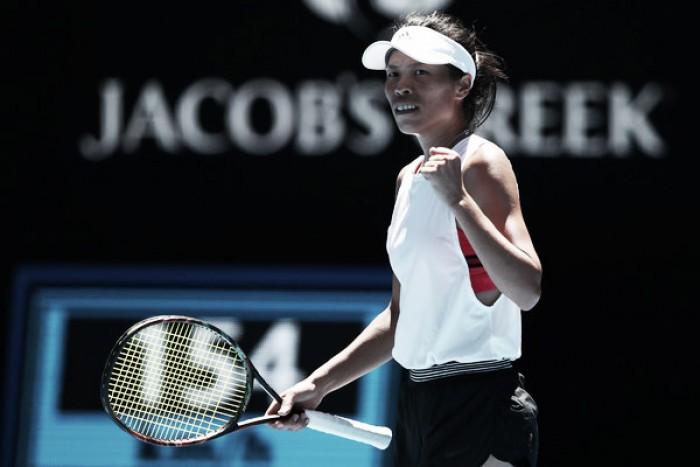 Australian Open: Hsieh Su-wei shocks Agnieszka Radwanska in straight sets