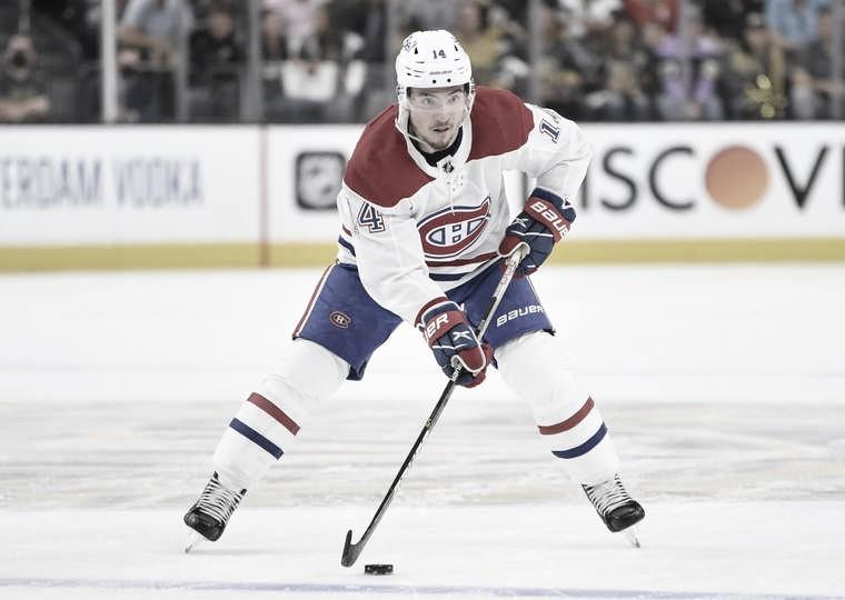 Montreal pone a Vegas contra las cuerdas