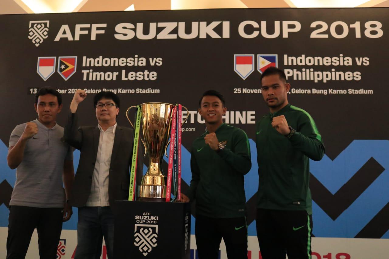Tekad Kuat Juara Piala AFF