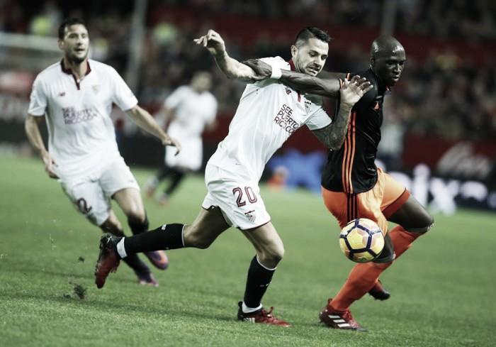 Liga, Valencia k.o. a Siviglia e sempre più in zona retrocessione