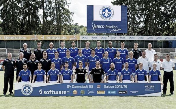 SV Darmstadt 98 2015/2016: nuevo reto, nuevo sueño