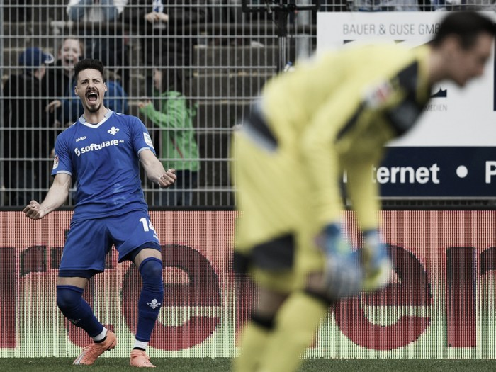 SV Darmstadt 98 2-2 VfB Stuttgart: Spoils shared in cracking encounter