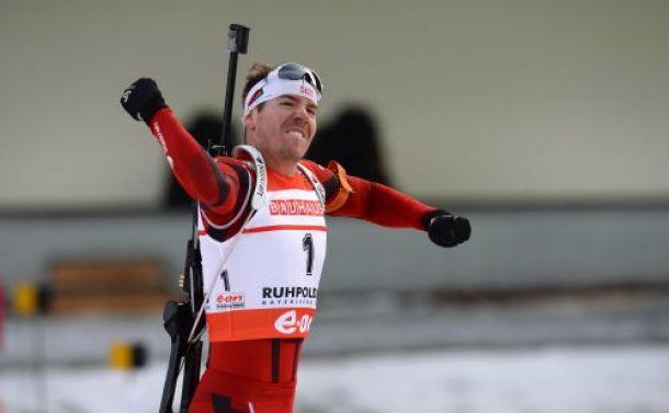 Biathlon: Ruhpolding consacra Svendsen e Soukalova nell'inseguimento