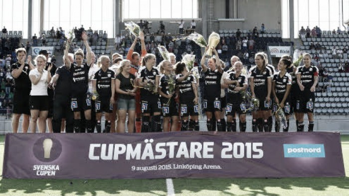 2015-16 Svenska Cupen Final: Sweden's top two meet for second season in a row