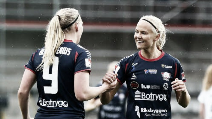 Damallsvenskan - Matchday 15 Preview: All still to play for at the top and bottom