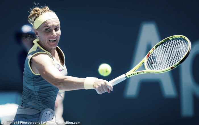 WTA Sydney: Draw hit by withdrawals as first day concludes