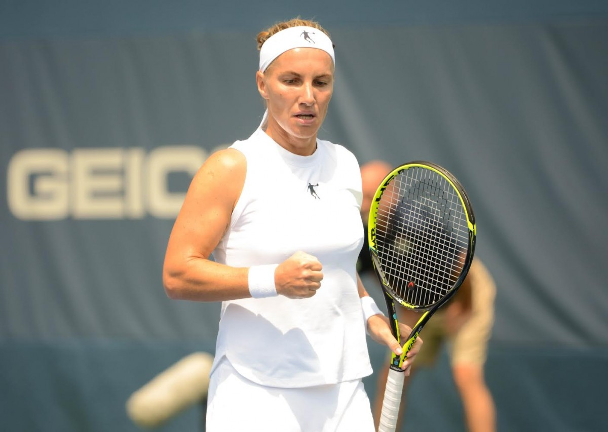 WTA Citi Open: Svetlana Kuznetsova outclasses Yulia Putintseva in straight sets