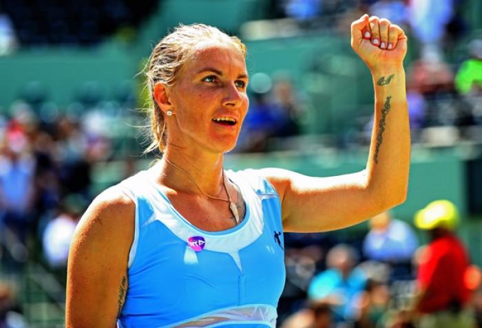 WTA - Miami: la Kuznetsova stronca la Bacsinszky, è finale